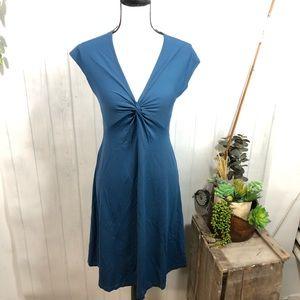 Patagonia Bandha Twist Front Dress Medium